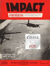 CD File 3 Impact 1943 7 8 9 Burma Schweinfurt Nantes Kiska Palermo Anklam Tirana
