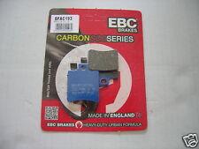 193 almohadillas par EBC Carbono Series muchos aplicaciones ver descripción