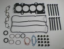 HEAD GASKET SET BOLTS FITS FOCUS C MAX 1.6 HWDA 100 BHP 2003-07 VRS FORD C-MAX