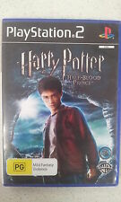 harry potter and the half blood prince ps2