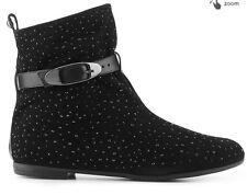 Giuseppe Zanotti Balet / Beta 05 Tubo Sequin Band Black Boot Size US 7 / EU 37