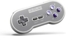 8Bitdo SN30 2.4G Wireless Controller for SNES Classic - NEW