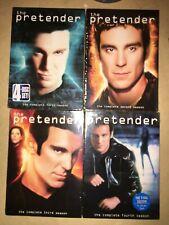 The Pretender Complete Series Seasons 1-4 UNOPENED BRAND NEW DVD SETS