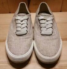 Women's Tan Shoes Size 7 Tweed Tennis Shoes