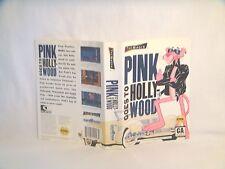 Pink Goes to Hollywood -Sega art work Only! *Original art work*