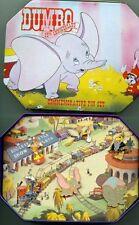 Disney Dumbo 55th Anniversary Commemorative Pin set with tin of 6 Pin/Pins
