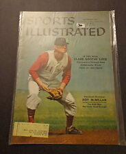 Sports Illustrated September 9, 1957 Roy McMillan, Neale Fraser Sep '57