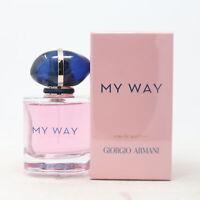 My Way by Giorgio Armani Eau De Parfum 1.7oz/50ml Spray New With Box