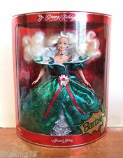 1995 Happy Holidays Barbie Édition Spéciale NRFB (Z138) NM