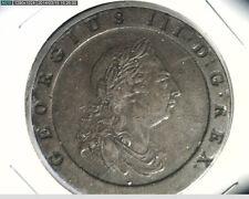 1797 Great Britian, 2 Pence, High Grade Copper Coin,  (UK-25)