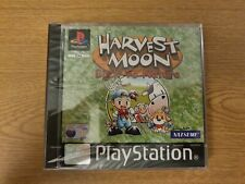 Harvest Moon - Back To Nature sealed ps1