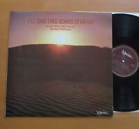 A66029 I'll Sing Thee Songs Of Araby Delme Bryn-Jones NEAR MINT Hyperion LP