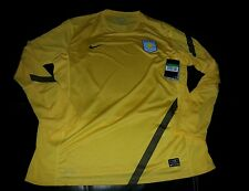 Nike official Aston Villa FC training midlayer top players version BNWT England