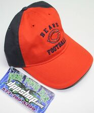 Chicago Bears hat ball cap football foot sport NFL fan gear official licensed