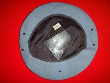 Blue Color CROWN Service CAP COVER Size 7-1/4