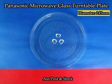 Panasonic Microwave Oven Spare Parts Glass Turntable Plate Platter (A110) New