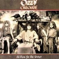 "OZZY OSBOURNE ""NO REST FOR THE WICKED"" CD NEUWARE"