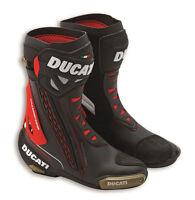 DUCATI TCX Corse C3 Racing Stiefel Schuhe Boots Shoes schwarz NEU !!