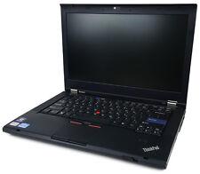 "Lenovo Thinkpad T420 14"" HD i7 2620M 2.7GHz 4GB RAM 500GB Webcam Windows 7 Pro"