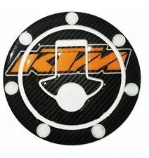 KTM DUKE/RC 125,200,390 Customize Tank Cap Sticker or Fuel Cap Pad Protector
