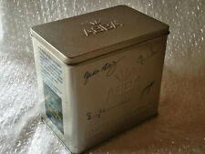 ABBA - THE SINGLES COLLECTION 1972-1982 Silver tin box
