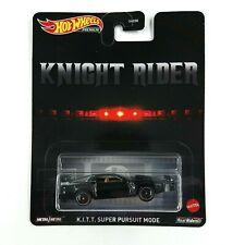 Hot Wheels K.I.T.T. Super Pursuit Mode Knight Rider 2020 NEW