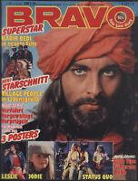 BRAVO Nr.25 vom 14.6.1979 Thin Lizzy, Scorpions, Rachel Sweet, Peter Maffay...