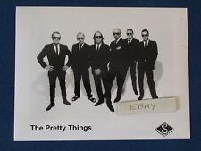 "Original Press Promo Photo - 8.5""x6.5"" - The Pretty Things - 1990's"