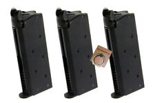 ARMY 18rds Airsoft Toy Gas Magazine For ARMY R45 (Detonics .45) Series GBB 3PCS