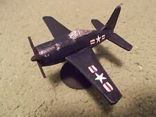 Built 1/100: American GRUMMAN F8F BEARCAT Fighter Aircraft US Navy