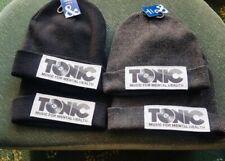 Tonic Music for Mental Health Beanie Hat Black Unisex Accessories Warm