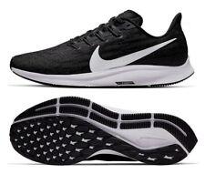 ⚫ Latest Nike Air Zoom Pegasus 36 ® ( Men Running Size UK 7 EUR 41 ) Black Grey
