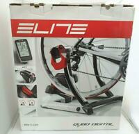 Elite Rollentrainer Qubo Digital Fahrrad Heimtrainer - UK-Version! *NEU*