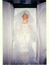 1999 Rustie Porcelain Doll Serenity Bride NRFB