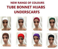 NEW Women Ladies Under Scarf Hijab TUBE BONNET Bone Cap Band High Quality Cheap