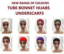 NEW Women Ladies Under Scarf Hijab TUBE BONNET Bone Cap Band High Quality Cheap