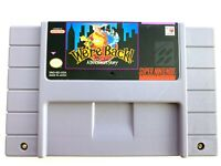 We're Back A Dinosaur Story SUPER NINTENDO SNES GAME - Tested Working Authentic!