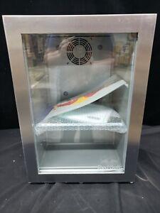 Red Bull Countertop LED Eco Mini Fridge Cooler VC206565008 - New