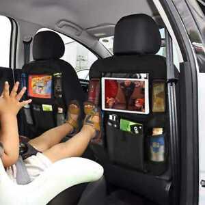 Organizador respaldo coche para tablet multiusos entretenimiento protector