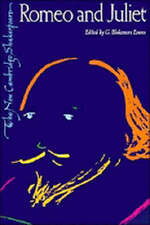 Romeo and Juliet (The New Cambridge Shakespeare)-ExLibrary