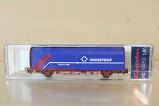 ELECTROTREN 1730K RENFE TRANSFESA CARGO VAN COVERED WAGON 046-0 MINT BOXED nl