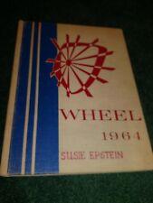 1964 High School Yearbook The Wheel~St.Katharine's,Davenport IA school for girls
