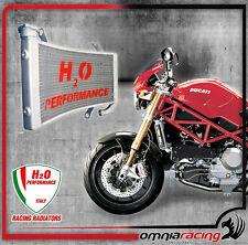 Radiatore Acqua Standard H2O Performance SBK Radiator Ducati Monster S4R