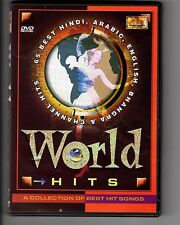 Bon Jovi+Backstreet Boys+Shakira+Holly Valance+Sting+Shaggy  - World Hits DVD