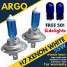 H7 100w Xenon Super White 499 Hid Headlight 501 T10  Bulbs Volkswagen Golf Mk 4