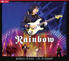 Rainbow - Memories In Rock - Live In Germany [New DVD] With CD, Digipack Packagi