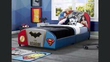 DC Comic Justice League Twin Bed