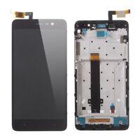 PANTALLA COMPLETA LCD + TACTIL + MARCO XIAOMI REDMI NOTE 3 PRO (OVERSEAS) NEGRO