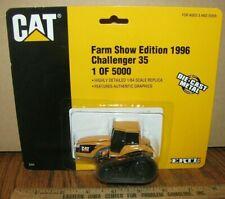 Caterpillar Cat Challenger 35 Tractor 1/64 Ertl Toy 2354 Farm Show Edition 1996