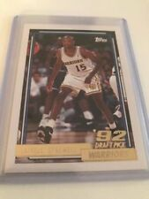 Topps Not Autographed 1992-93 Season NBA Basketball Trading Cards
